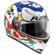 Casco Integrale AGV K3 SV '17 MULTI COMIC