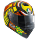 Casco Integrale AGV K3 SV '17 TOP ELEMENTS