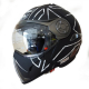 Casco Modulare AIROH J106 Commande Black Matt