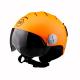 Casco omologato sci BHR SKI 820 arancio opaco