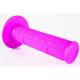 Coppia manopole CIRCUIT IV rosa fluo