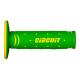 Coppia manopole CIRCUIT JUPITER verde | giallo