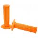 Coppia manopole PROGRIP soft touch cross arancio art. 794