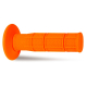 Coppia manopole PROGRIP soft touch cross arancio fluo art. 794