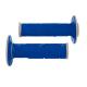Coppia manopole R-TECH Extrasoft doppia mescola grigio - blue