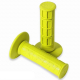 Coppia manopole XFUN Grip MX GP Soft giallo fluo