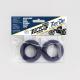 Cuffie RACECAP proteggi cuscinetti ruota per KTM e Husaberg blu