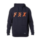 Felpa FOX District 1 pullover hoody blu notte