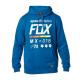 Felpa FOX District 2 pullover hoody dusty blue