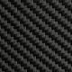 """Foglio adesivo """"CARBON CAST"""" 3M alta qualità cm 50x35"""