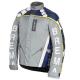 Giacca cross | enduro BREMA TROFEO jacket grigio | blu