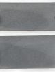 GRIP FRAME coppia adesivi antiscivolo 3M 10x20cm silver