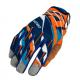 Guanti cross | enduro ACERBIS MX 2 arancione | blu