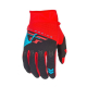 Guanti cross | enduro FLY RACING F-16 rosso - nero