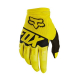 Guanti cross | enduro FOX bimbo Dirtpaw Race Glove giallo