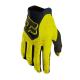 Guanti cross | enduro FOX Paw Tector Glove dark - yellow
