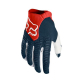 Guanti cross | enduro FOX Paw Tector Glove navy - red