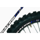 Kit adesivi cerchi Racing BLACKBIRD blu