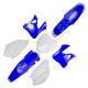 Kit plastiche UFO PLAST YAMAHA YZF 250-450 2014 colorazione originale