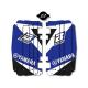 Adesivi feritoie radiatore YAMAHA YZF 450 10-13 BLACKBIRD