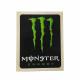 Adesivi Monster tab. dark standard (1 pz.)