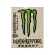 Adesivi Monster tabella standard (3 pz.)