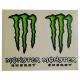 Adesivi Monster standard (2 pz.)