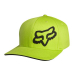 "Cappello FOX Signature Flexfit Hat verde ""S/M"""