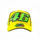 Cappello VR46 giallo
