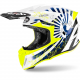 Casco Cross | Enduro AIROH TWIST 2.0 KATANA blue gloss