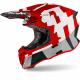 Casco Cross | Enduro AIROH TWIST 2.0 FRAME red matt
