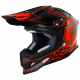 Casco Cross | Enduro JUST1 J12 Carbon fluo red