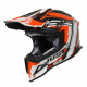 Casco Cross | Enduro JUST1 J12 FLAME red