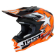 Casco Cross | Enduro JUST1 J32 Junior Moto X arancio