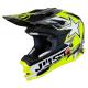Casco Cross | Enduro JUST1 J32 Junior Moto X yellow