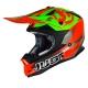Casco Cross | Enduro JUST1 J32 Pro Rave red | lime