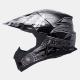 Casco Cross | Enduro MT synchrony native nero | grigio - prodotto da esposizione
