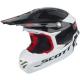 Casco Cross | Enduro SCOTT 350 Pro Race ECE black | red