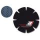 Adesivo carter frizione HONDA CR 125 - 250 93-07 BLACKBIRD