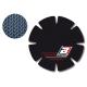 Adesivo carter frizione HONDA CRF 250 04-16 BLACKBIRD