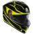Casco Integrale AGV K5 S '18 MULTI MAGNITUDE BLACK | YELLOW FL.