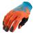 Guanti cross | enduro ACERBIS MX 2 blu |arancio