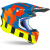 Casco Cross | Enduro AIROH TWIST 2.0 FRAME azure matt